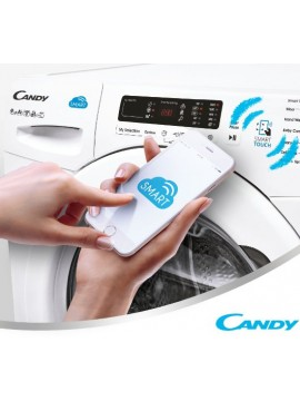 10 kg Candy GVS1410DWC3-S Smart Touch wasmachine huren