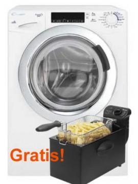 Wasmachine huren: Occasion Candy GV159TWC3/1-s wasmachine