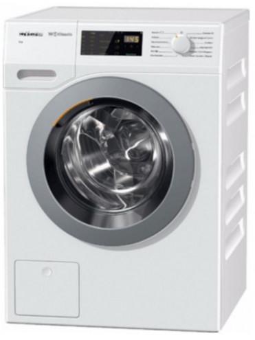 miele wasmachine huren wdb030wcs w1 classic 7 kg met display resttijd. Black Bedroom Furniture Sets. Home Design Ideas