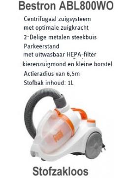 Occ. Beko WMY81483 wasmachine 8 kg, displyay en stille invertermotor Gratis Bestron stofzuiger