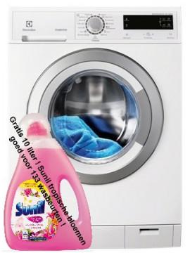 Wasdroogcombi huren: Electrolux EWW1686NWD