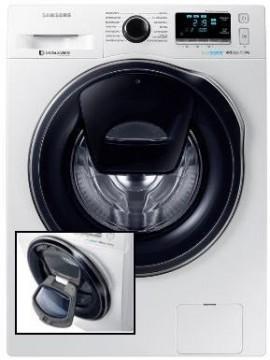 Samsung WW90K6604QW/EN AddWash wasmachine