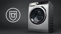 AEG wasmachine huren met Ökomix technologie