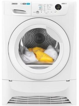 Wasdroger : Zanussi ZDC8203W Condensdroger huren