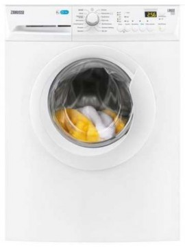 Huren: Occasion Zanussi ZWF61403W wasmachine