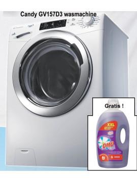 Candy GV157D3/1-s Occasion wasmachine huren, max 2 jaar oud