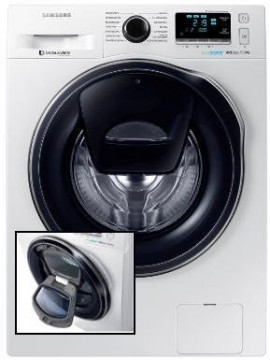 Samsung WW90K6604QW/EN AddWash EcoBubble Smart Check wasmachine huren