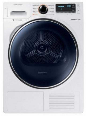 Samsung warmtepompdroger huren: DV90M8204AW EN