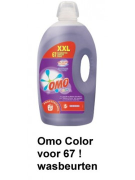 AEG L6FBBonn 7 kg A+++ met gratis Omo Color