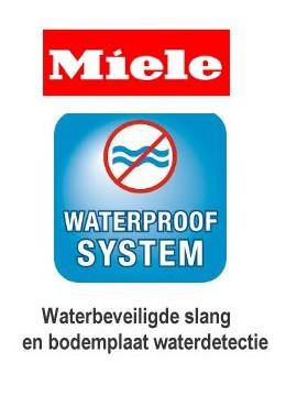 Miele WEG135WPS XL wasmachine huren 1600 toeren 9 kg met WPS