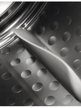 AEG warmtepompdroger huren met ProTex trommel voor ultieme wasbescherming