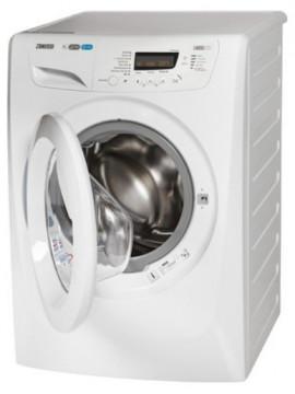Wasmachine huren : Zanussi ZWF9147NW 1400 toeren invertermotor