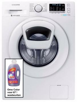 Samsung WW80K5400WW/EN AddWash 8 kg wasmachine leasen