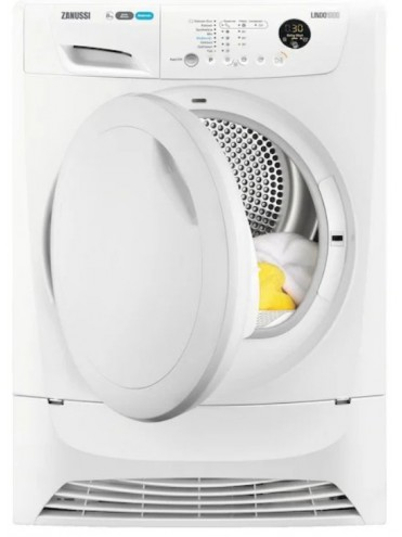 Warmtepompdroger huren: Zanussi ZDH8345NW