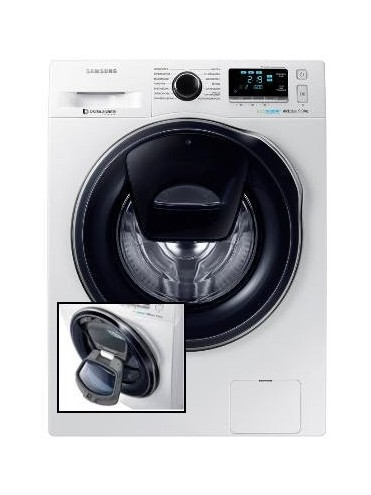 Samsung WW90K6604QW/EN AddWash EcoBubble Smart Check wasmachine huren